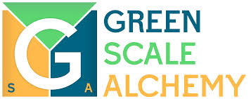 logo Green Scale Alchemy