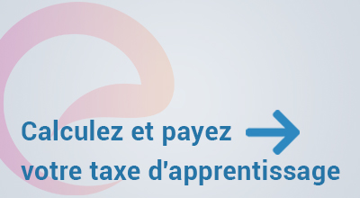 Widget taxe apprentissage